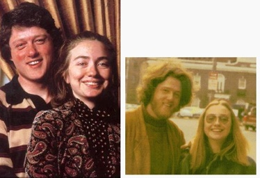 Bill And Hillary Clinton70