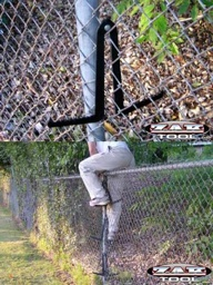 Tactical Fence Climber